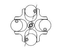 Rotor oscilante